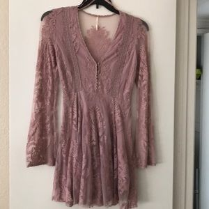 Free People Reign Over Me dress size 2